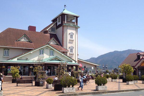 四季を感じる景色と歴史を肌で感じる 道の駅「近江市あいとうマーガレットステーション」