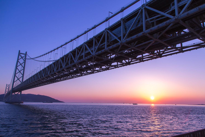 世界一のつり橋と絶景を楽しむ 道の駅「あわじ」