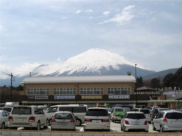 富士山観光の秘密基地!