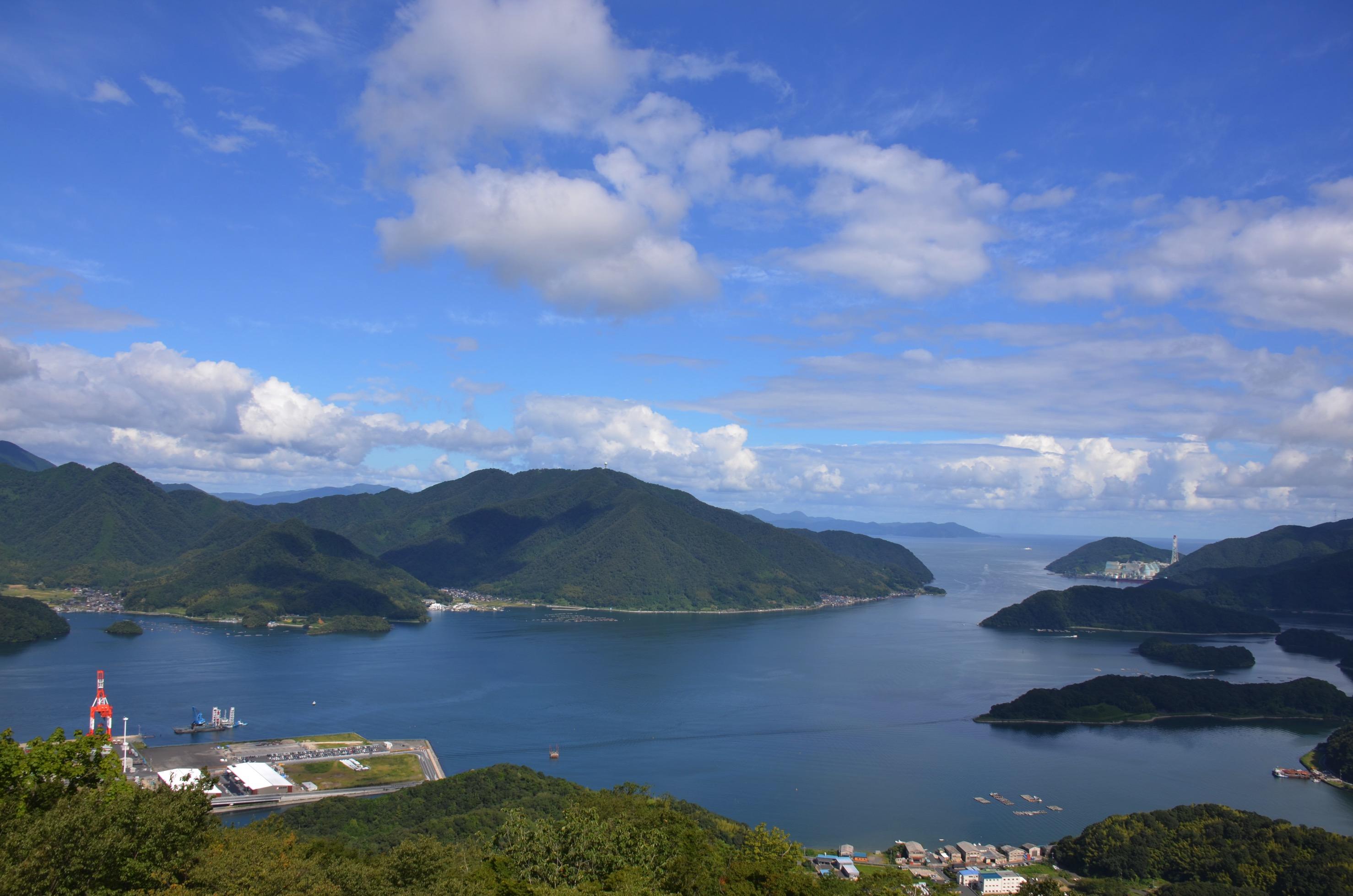 京都の港町で海の幸を満喫