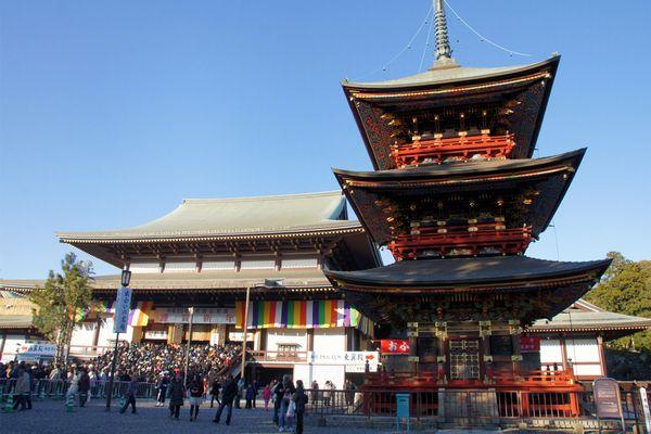 日本有数の寺院とグルメを堪能!道の駅「多古」