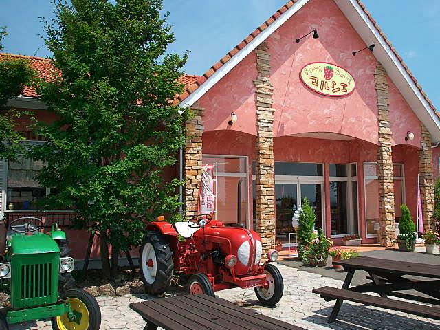 いちごの町 茨城県小山の魅力がいっぱい道の駅「思川」