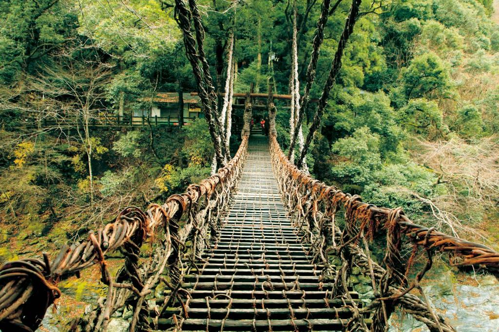 ドキドキが止まらない!秘境の絶景スポット 「道の駅 三野」