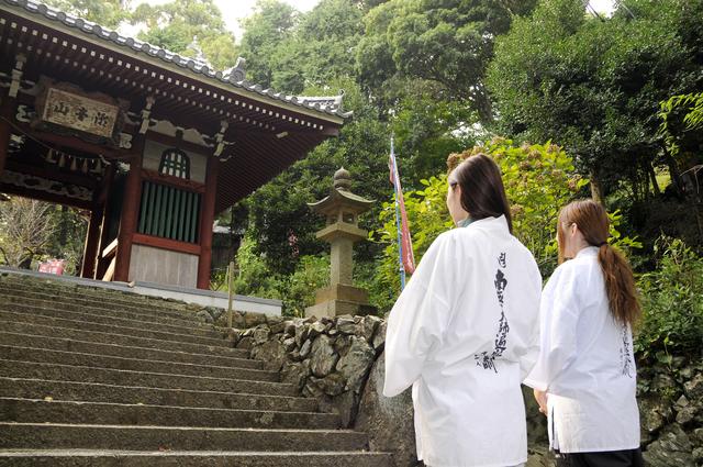 四国八十八箇所霊場を巡る旅 「道の駅 ひなの里かつうら」