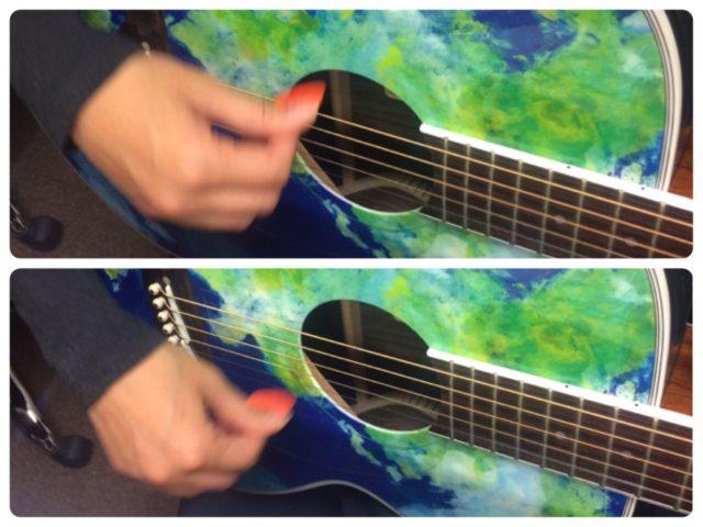 地球ギター