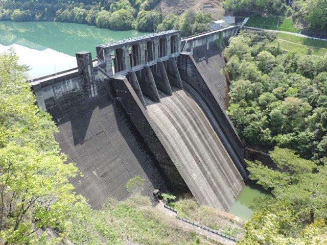 丸山ダム撮影スポット2