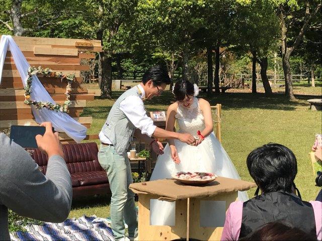 【道の駅 宇目】での結婚式 ~さいきWedding~