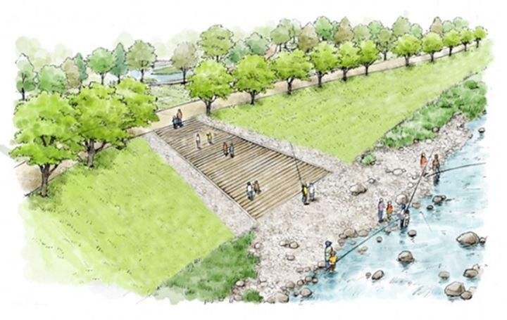 触れて、遊んで、食べて、楽しもう!「清流長良川あゆパーク」がオープン!