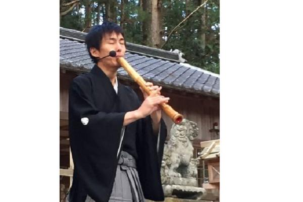 尺八ワークショップin三瀬谷、7月8日開催!