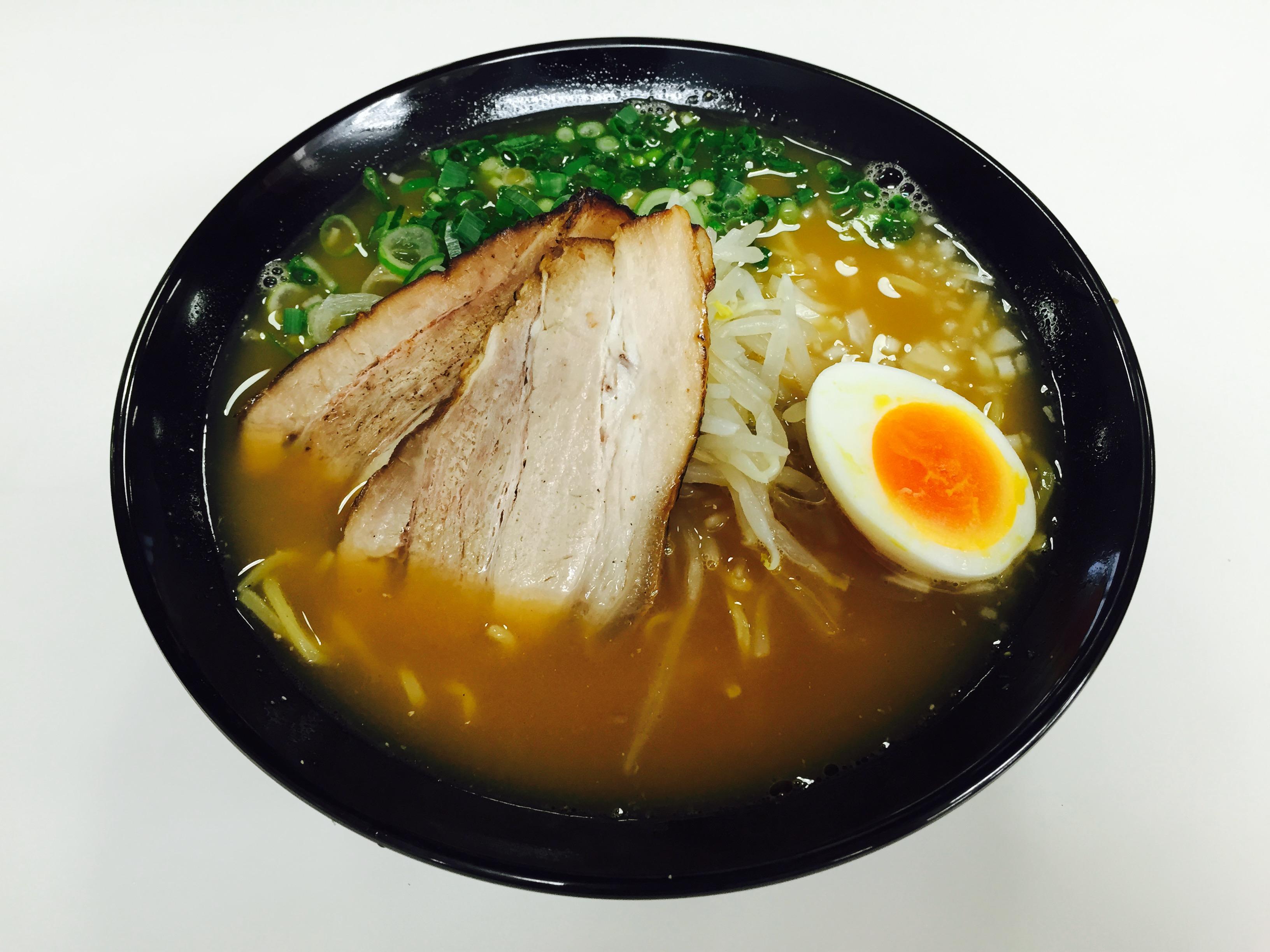 【道の駅 玉村宿】絶対外せない、必ず食べたい「軍配山ラーメン」!