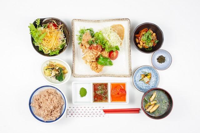 【道の駅 お茶の京都みなみやましろ村】「村定食」