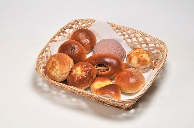 【道の駅 どんぐりの里いなぶ】「米粉入りパン」