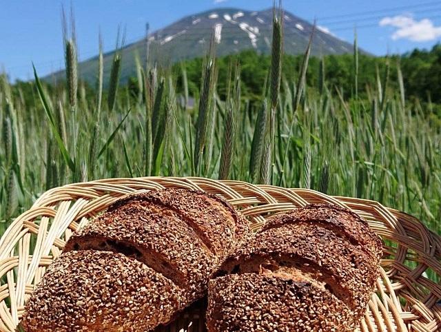 【道の駅 ニセコビュープラザ】「『奥土農場』の石窯パン」